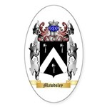 Mawdsley Sticker (Oval 10 pk)