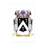 Mawdesley Sticker (Rectangle 50 pk)