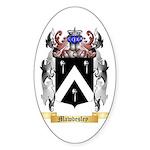 Mawdesley Sticker (Oval)