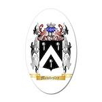Mawdesley 20x12 Oval Wall Decal