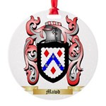 Mawd Round Ornament