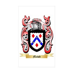 Mawd Sticker (Rectangle 50 pk)