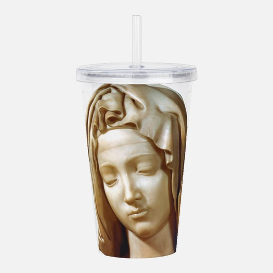 Guadalupe Acrylic Double-wall Tumbler