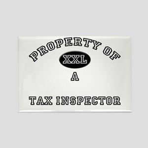 Property of a Tax Inspector Rectangle Magnet