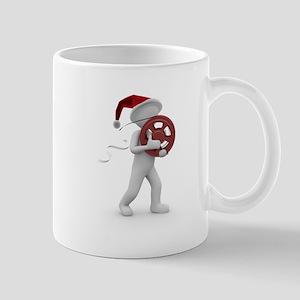 hollywood christmas Mugs