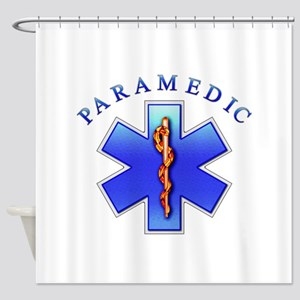paramedic2 Shower Curtain