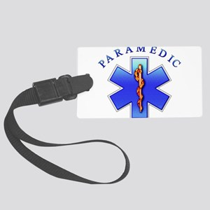 paramedic2 Large Luggage Tag