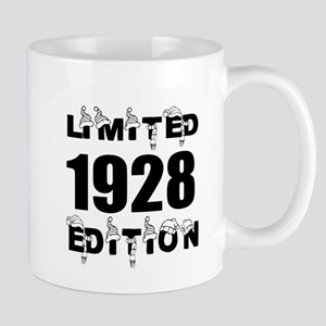 Limited 1928 Edition Birthday De 11 oz Ceramic Mug