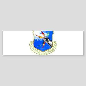 bAir_cmmd Bumper Sticker