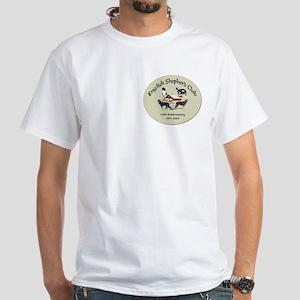 50th Anniversary White T-Shirt