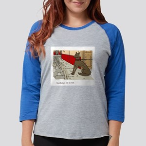 Cerberus colour Long Sleeve T-Shirt