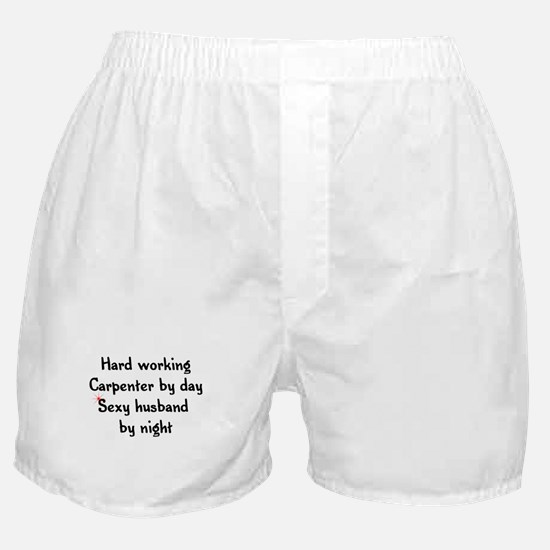 Carpenter Boxer Shorts