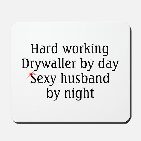 Drywaller Mousepad