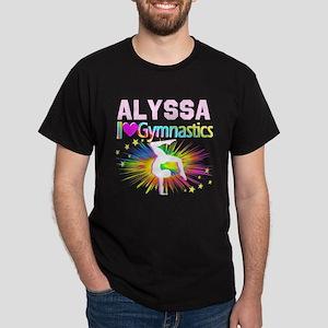TOP GYMNAST Dark T-Shirt
