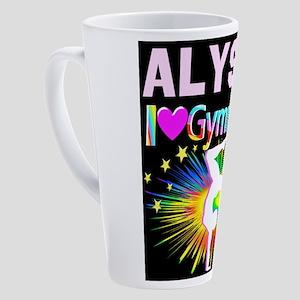 TOP GYMNAST 17 oz Latte Mug