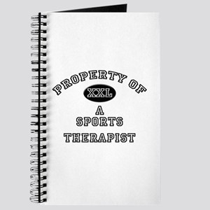 Property of a Sports Therapist Journal