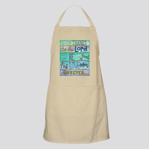 Give Thanks To The Lord Apron