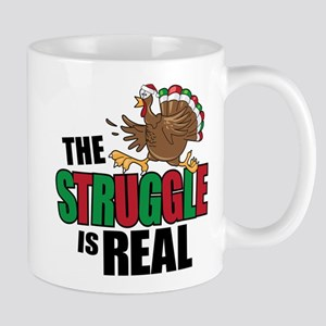 Christmas Turkey Mug