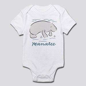 Manatee Infant Bodysuit