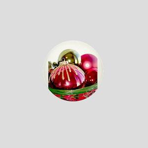 Season's Greetings Mini Button
