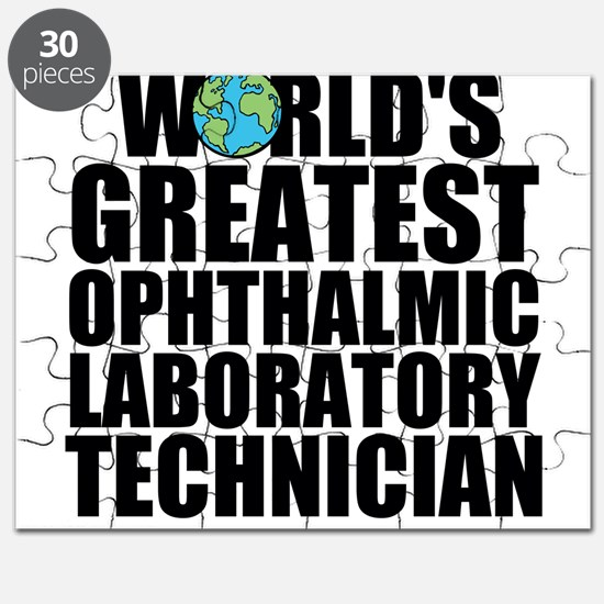 World's Greatest Ophthalmic Laboratory Technic