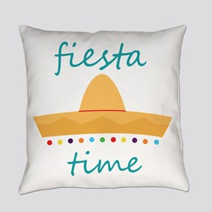 Fiesta Time Hat Everyday Pillow