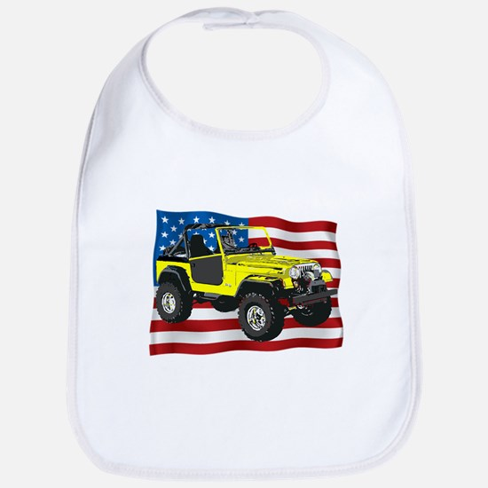 Patriotic CJ Bib