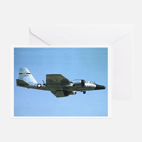 Unique Air force veteran Greeting Card