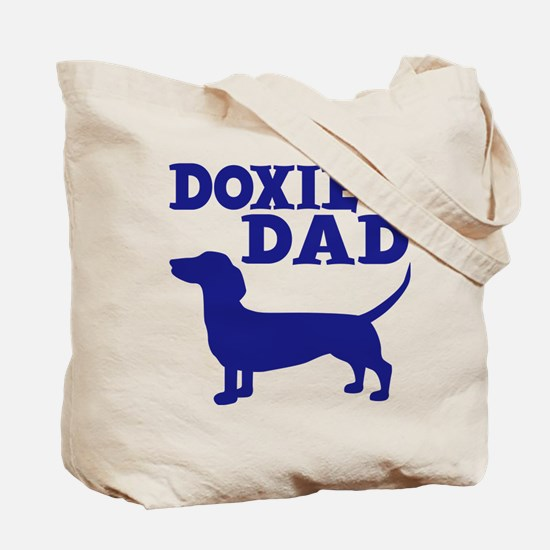 DOXIE DAD (both sides) Tote Bag