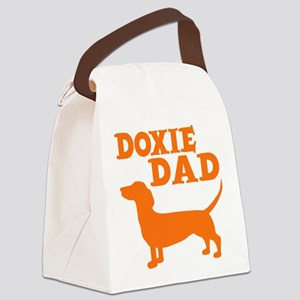 DOXIE DAD Canvas Lunch Bag