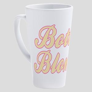 Bottle Blonde 17 oz Latte Mug