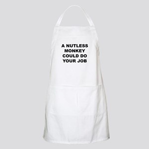 Nutless Monkey Light Apron