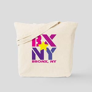 BX, Bronx Tote Bag