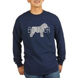 Bouvier Long Sleeve T Shirts