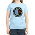 USS EVANS Women's Light T-Shirt