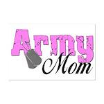 Army Mom  Mini Poster Print