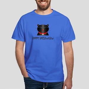 Halloween Cat Dark T-Shirt