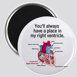 My Right Ventricle Magnet