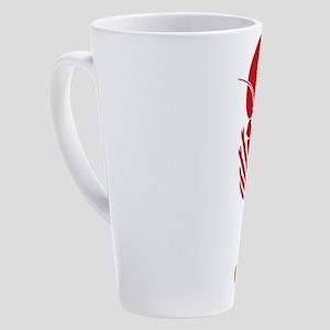 Lobster 17 oz Latte Mug