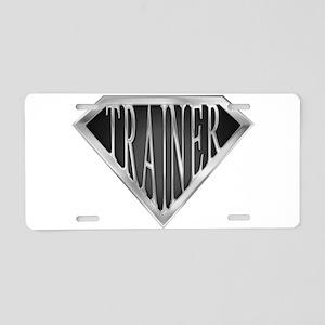 spr_trainer_cx Aluminum License Plate