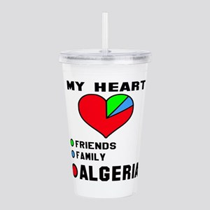 My Heart Friends, Fami Acrylic Double-wall Tumbler