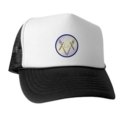 Masonic Knife and Fork Degree Trucker Hat