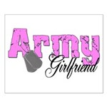 Army Girlfriend Small Poster