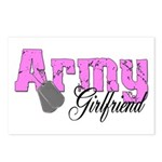 Army Girlfriend Postcards (Package of 8)