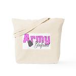 Army Girlfriend  Tote Bag