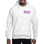Army Girlfriend Hooded Sweatshirt