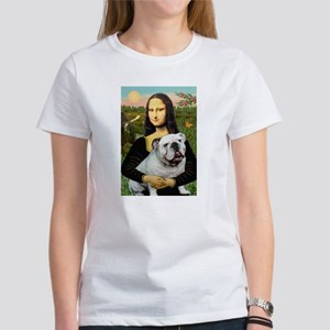 Mona's English Bulldog Women's T-Shirt