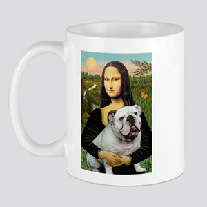 Mona's English Bulldog Mug