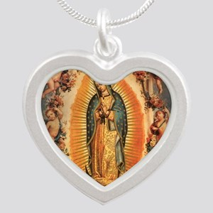 Virgin Of Guadalupe Necklaces