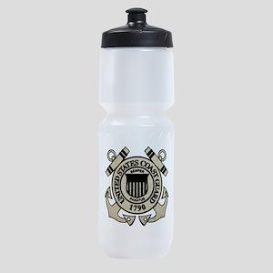 cg_blk Sports Bottle